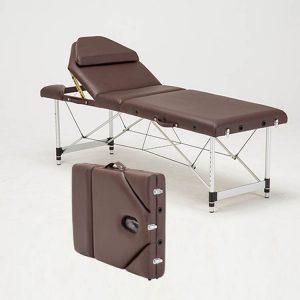 Chất lượng giường massage gấp luôn được kiểm duyệt nghiêm ngặt
