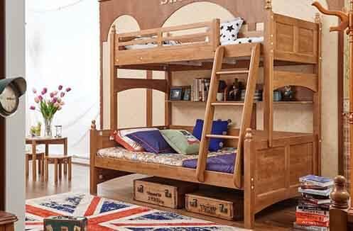 Những lý do nên chọn giường tầng cho bé