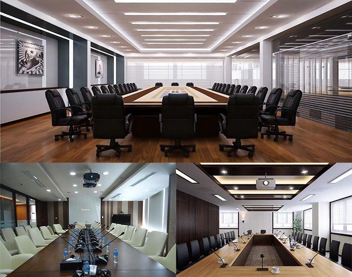 Một số dự án lắp đặt âm thanh phòng họp chuyên nghiệp