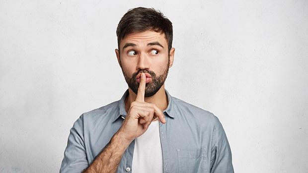 Khách hàng phải giữ bí mật để việc điều tra được diễn ra nhanh chóng hơn