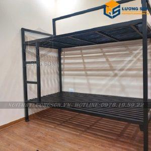 Giường 2 tầng người lớn Lương Sơn giá rẻ chất lượng cao cấp nhận làm theo yêu cầu khách hàng
