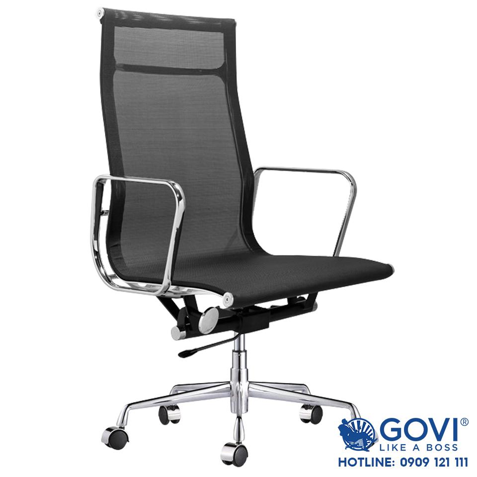 Ghế xoay nhân viên giá rẻ tại Govi mang lại lợi ích gì - THIẾT KẾ VHOME